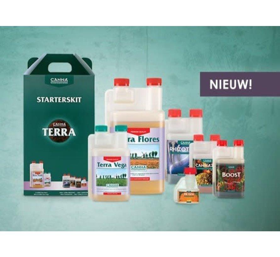 Terra Starter Kit Voeding Set