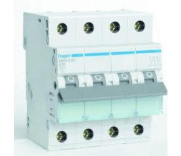 Automaat 25A B 4P 3-polig +N MBN625E