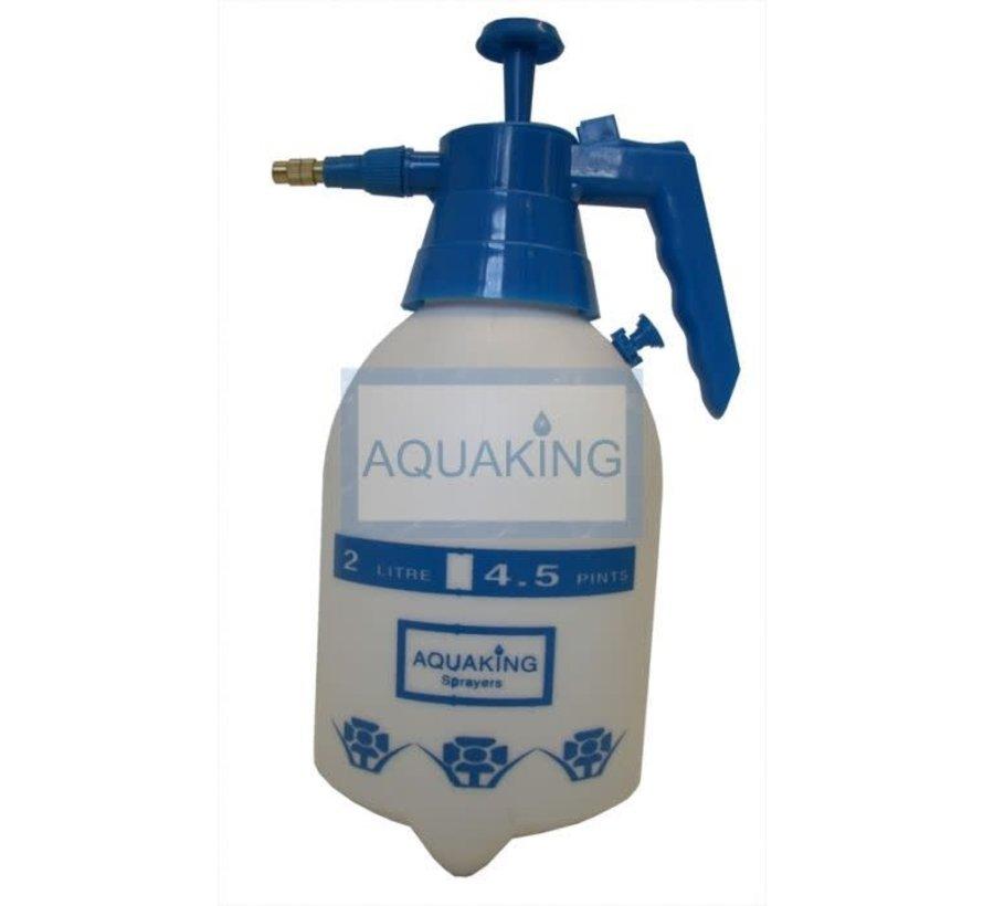 AquaKing Hogedruk Plantenspuit 2 liter