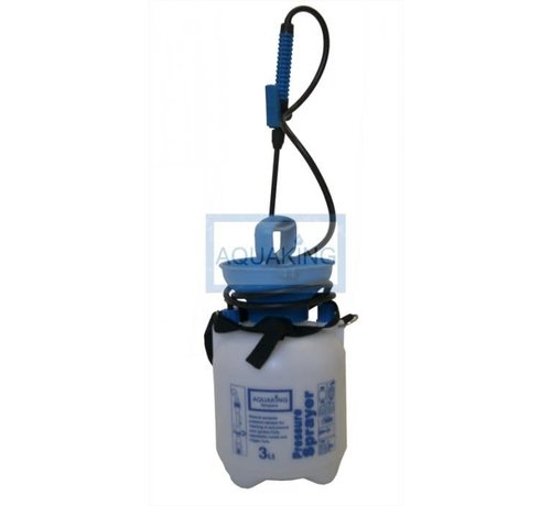 AquaKing Hogedruk Plantenspuit 3 liter