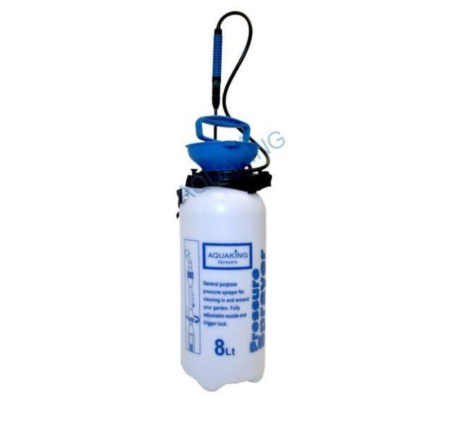 AquaKing 8 liter Pulverizador de alta presión