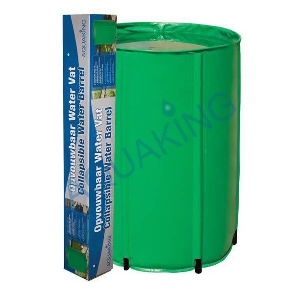 Opvouwbaar Watervat 100 tot 750 liter