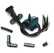 AquaKing HX 6520 Set de Riego 12 Macetas