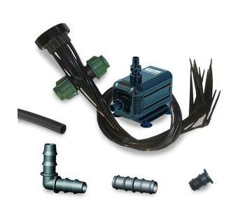AquaKing HX 6520 Vatpomp 1000 Lpu Bewateringsset 12 potten