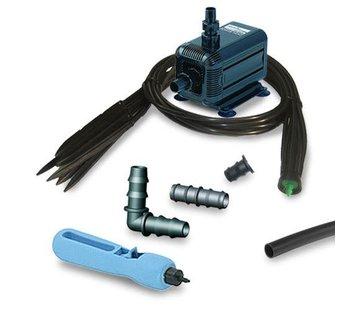 AquaKing HX 6520 Set de Riego 8 Macetas