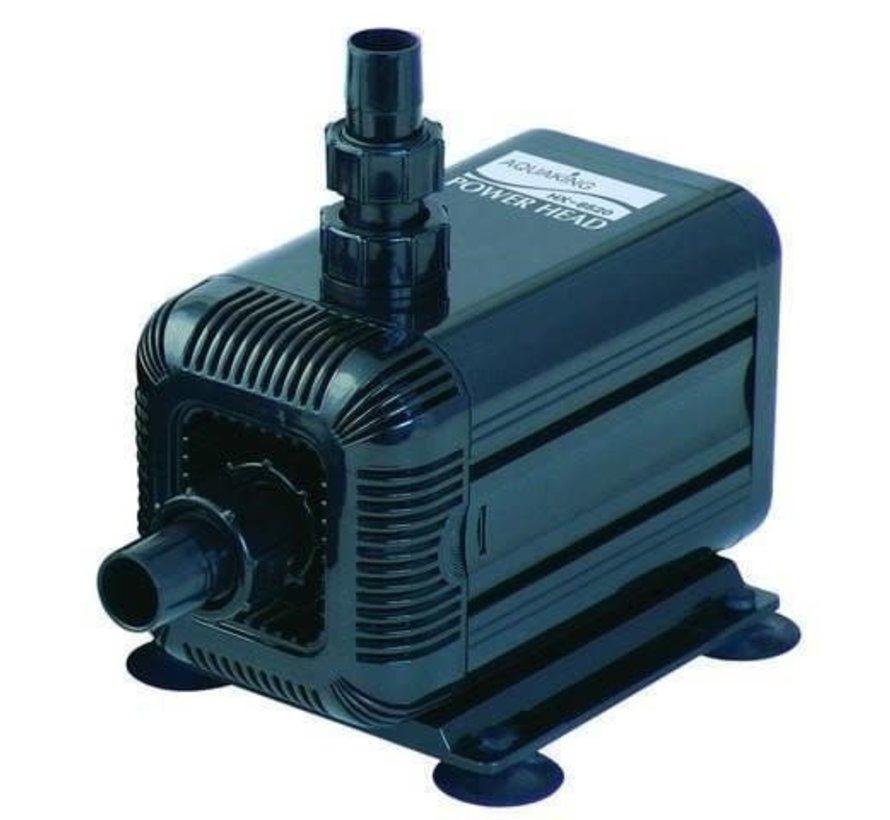 AquaKing HX 6520 Vatpomp 1000 liter per uur Irrigatieset 8 potten