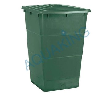 AquaKing Water Tank 200 Liter Square 60x60x85 cm with Lid