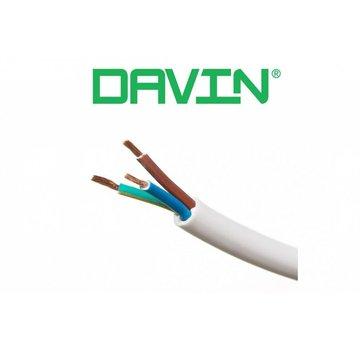 Davin Stroomkabel 3 x 1.5 mm2 verschillende lengtes