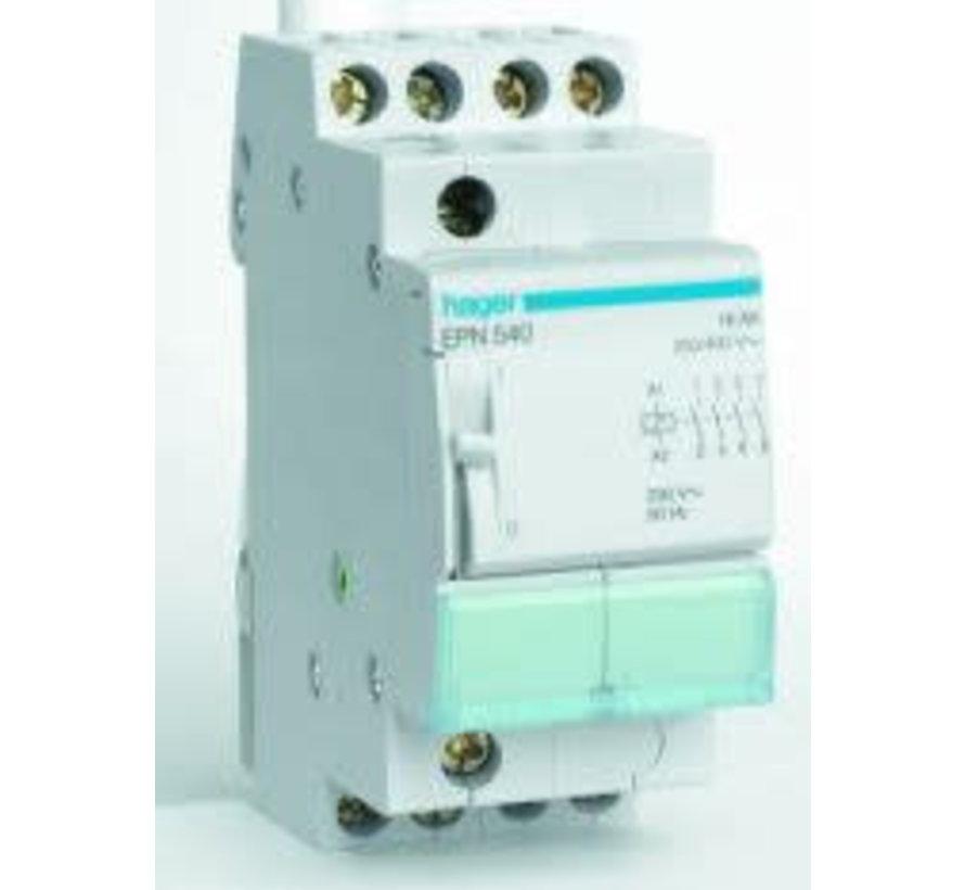 Impuls rel.16A 230V 4X MAAK EPN540