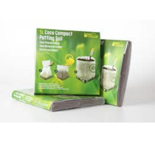 Kokos Potgrond Compact 5 Liter