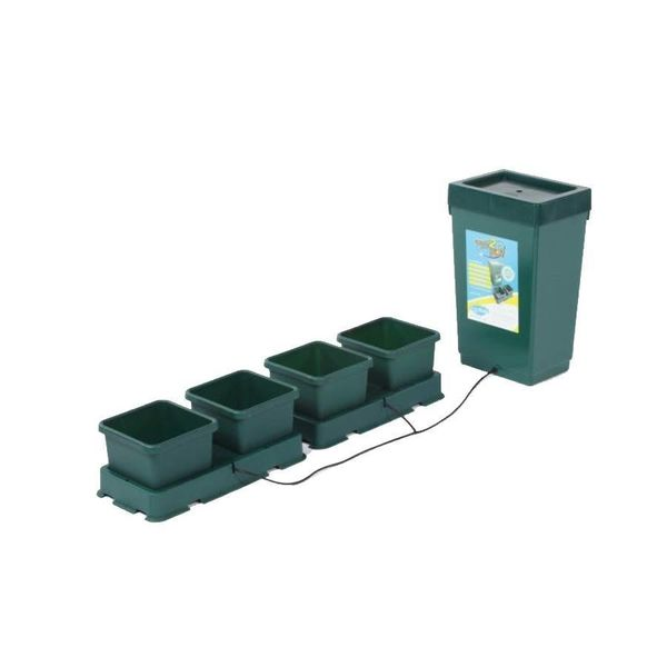 Easy2Grow 4 Potten Systeem Starter Set Met Vat