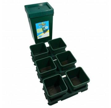 AutoPot Easy2Grow 6 Potten Systeem Starter Set Met Vat