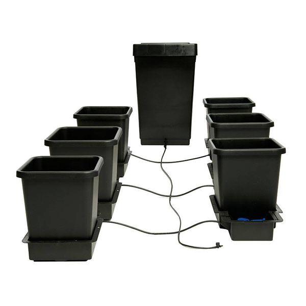 1Pot 6 Potten Systeem Starter Set Met Vat