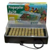 Propagator 64/50 met dimmer verwarmd