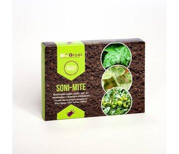 Biogroei Soni-mite system zakjes roofmijt tegen spint