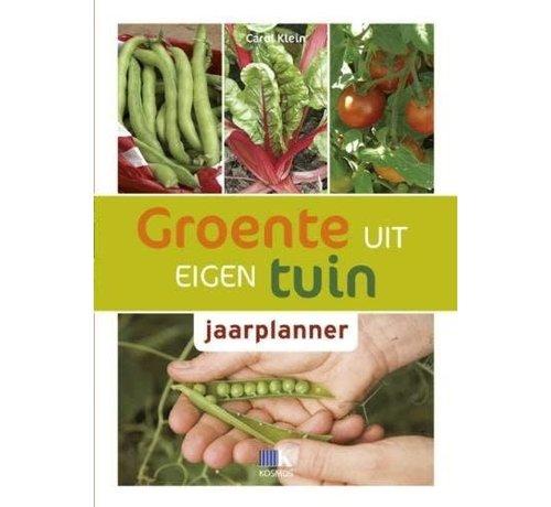 Groenten uit eigen tuin met jaarplanner