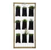 Moezzie Wall zwart