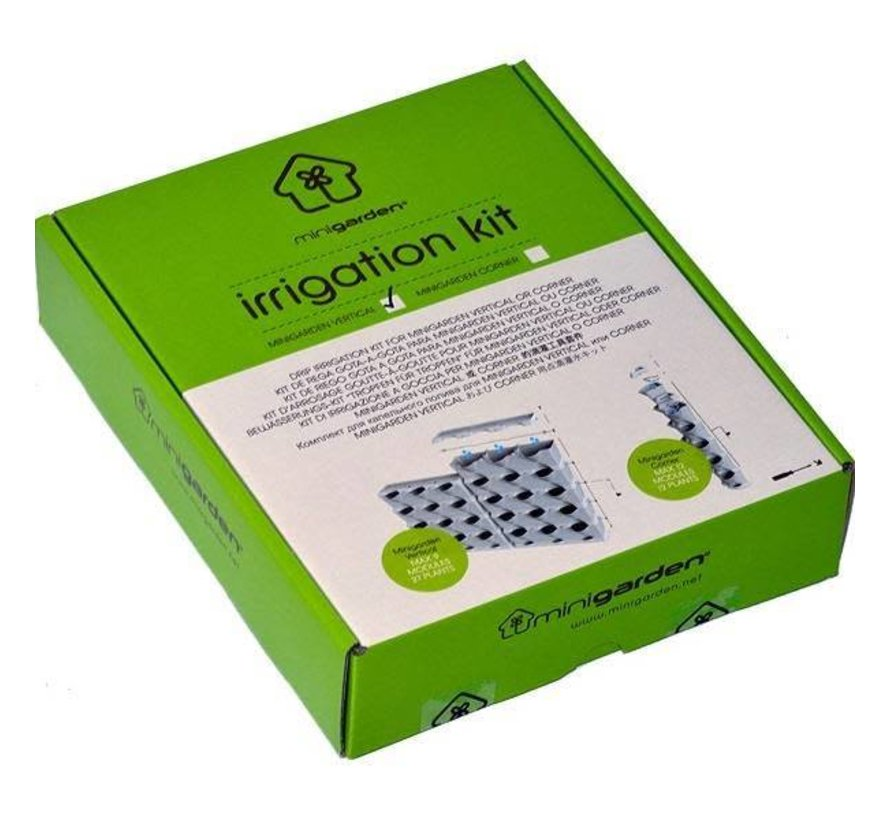 Minigarden Irrigatie Kit Vertical