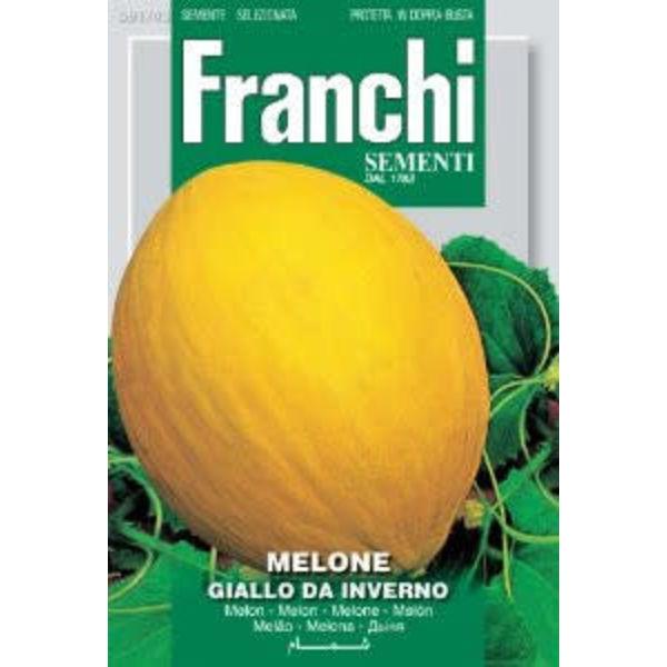 Meloen - Melone Giallo da Inverno