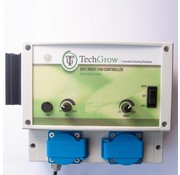 Techgrow Fan Controller - 4.5A, 7A of 14A