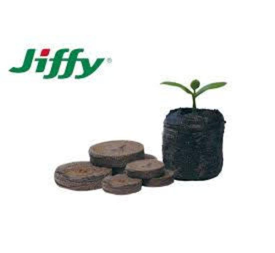 Jiffy 7 Stek- & Zaaiplug Ø41 mm 100 stuks