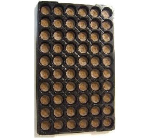 Jiffy 7 41 mm 1 x tray 60 stuks