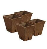 Jiffy Jiffypots vierkant 8x8 100 stuks