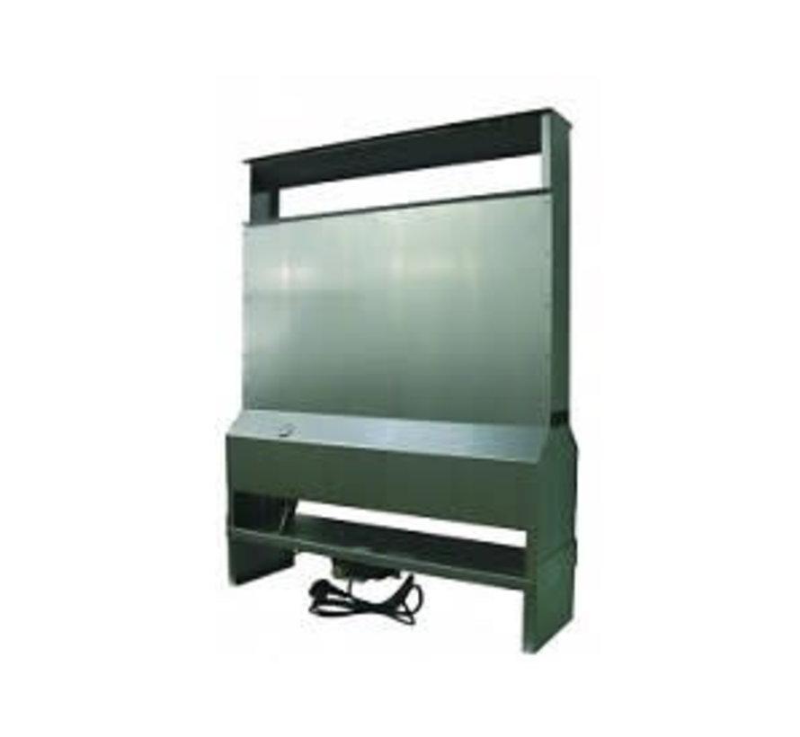 Hotbox CO2 Generator 11 kW Aardgas