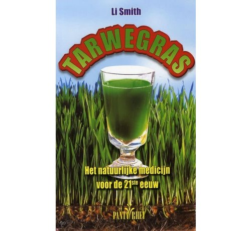 Tarwegras - boek