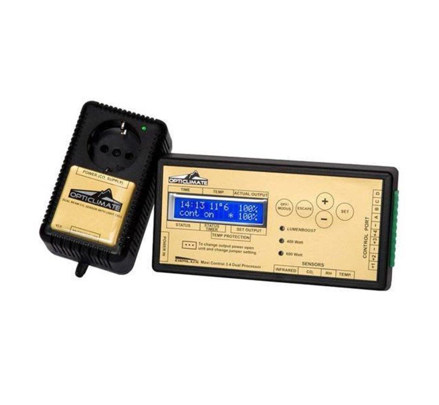 Dimlux Maxi Controller & Co2 Sensor