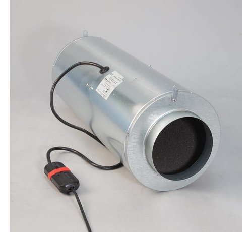 Can Fan Iso Max 200 max 870 m³/h 3 Speed Rohrventilator