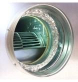 Airfan Iso Ventilatie Box 250 m3/h Loshangend