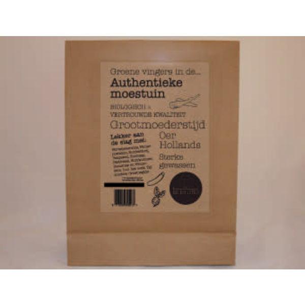 Zadenpakket authentieke groenten