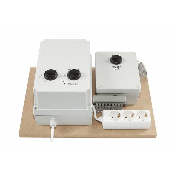 Automatische Dimmer - 2x 7A of 2x 11A