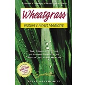 Wheatgrass, nature's fine medicine, Engels