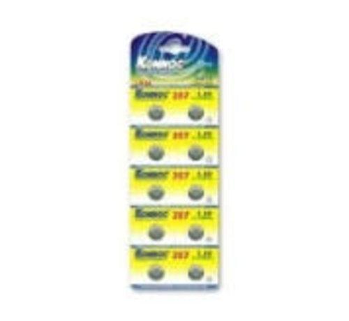 Batterijen ten behoeve van EC/pH meter