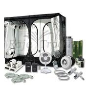 Secret Jardin DR240W Grow Tent Kit 2x 600 Watt 240x120x200