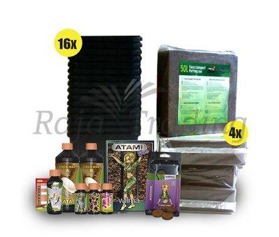 Mammoth Lite 100 Grow Tent Complete 600 Watt 100x100x180