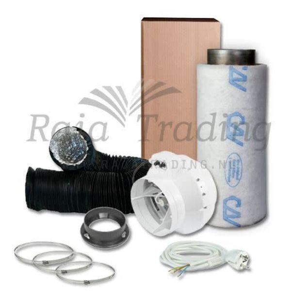 BKU 150 Ventilatie Set max 495 m3/h