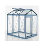 ACD Tuinkas Kaskraker 3,1 m2 met tuinbouwglas inclusief fundering