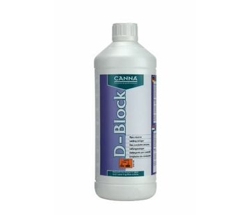 Canna D Block (System Cleaner) 1 Liter
