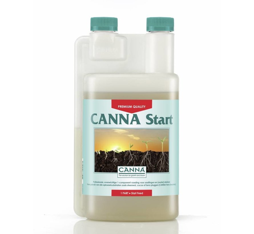 Canna Start Groeivoeding Zaailingen 1 Liter