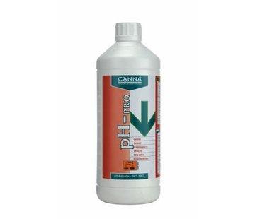 Canna pH- Groei Pro 1 Liter
