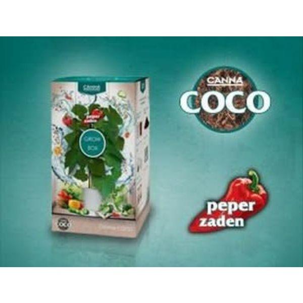 Coco Grow Box Peper