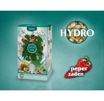 Canna Hydro Grow Box Peper