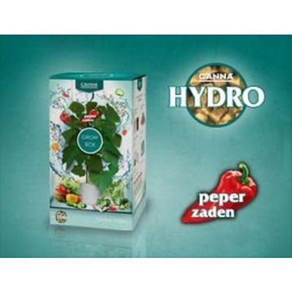 Hydro Grow Box Peper