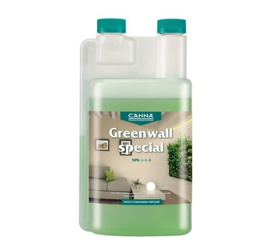 Greenwall Special