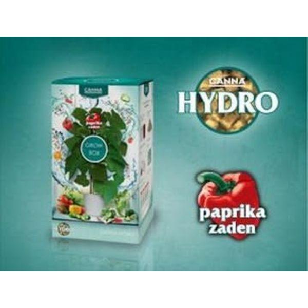 Hydro Grow Box Paprika