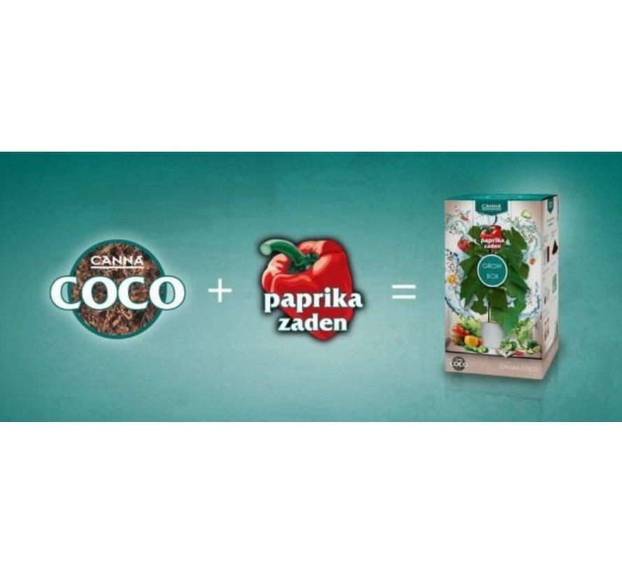 Coco Grow Box Paprika