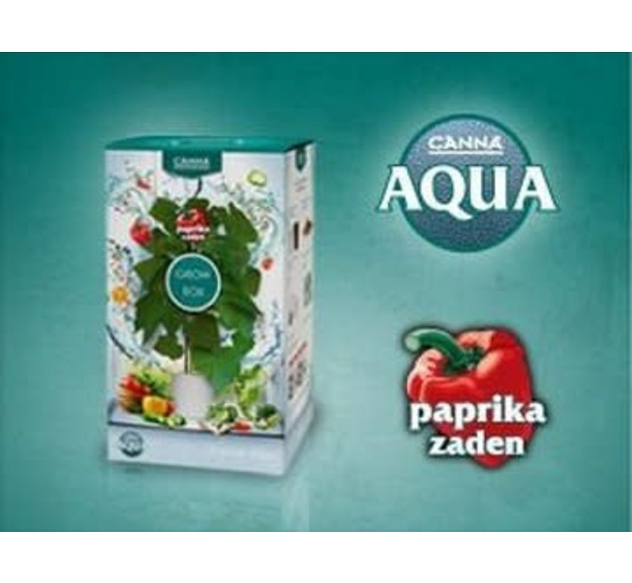 Aqua Grow Box Paprika